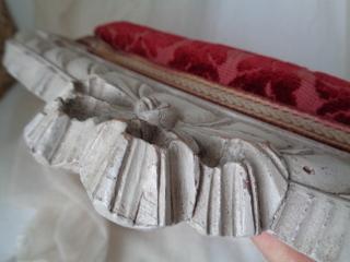 画像5: リボンレリーフ装飾パーツ