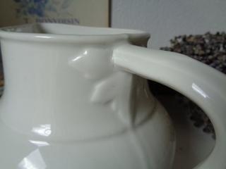 画像3: リモージュ陶器ジャグ