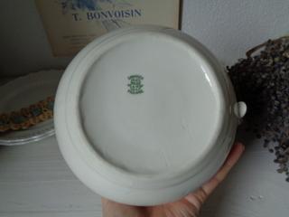 画像5: リモージュ陶器ジャグ