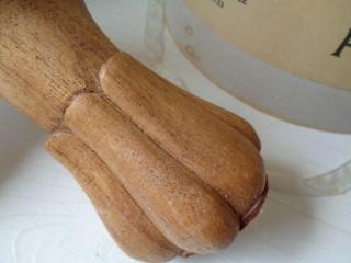 画像2: 木製ハンドオブジェ