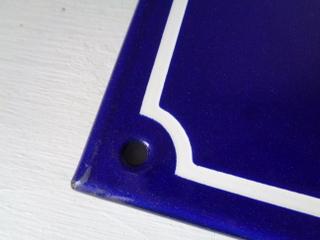 画像4: フレンチストリートサインボード