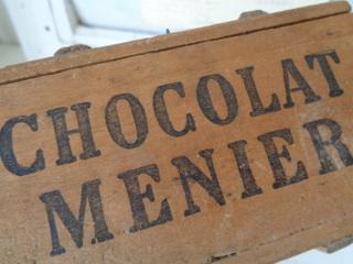 画像3: CHOCOLAT MENIERウッドコンテナー