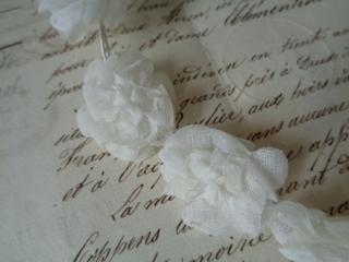 画像3: お花のコサージュティアラ
