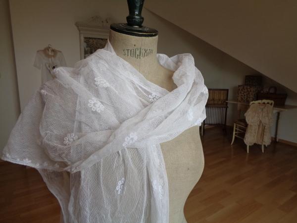 画像1: チュールレースカーテン