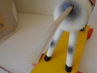 画像5: 木馬
