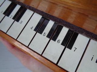 画像2: トイピアノ