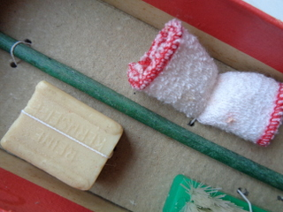 画像5: ミニチュアお掃除セット