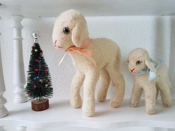画像1: シュタイフ羊