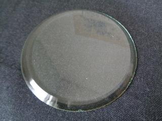 画像5: 厚ガラス丸型リボンフォトスタンド