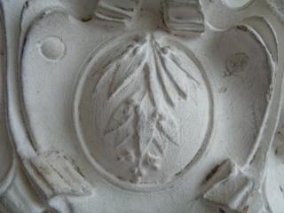 画像2: 石膏装飾パーツ
