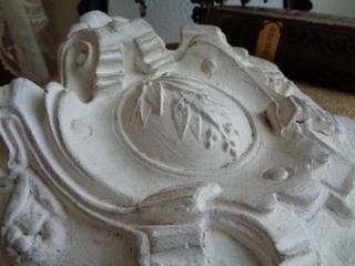 画像3: 石膏装飾パーツ