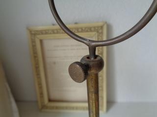 画像4: 真鍮ハットスタンド