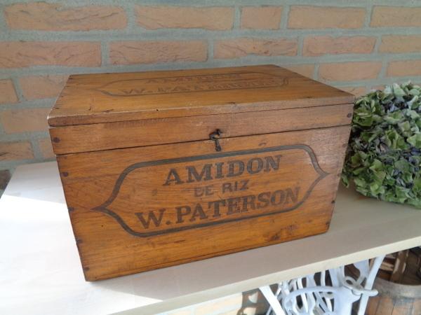 画像1: Amidon De Rizウッドボックス