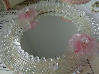 画像4: ムラノガラスミラー