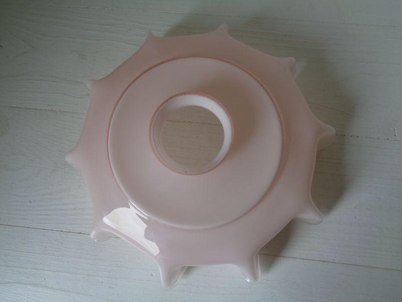 画像4: ピンクガラスランプシェード