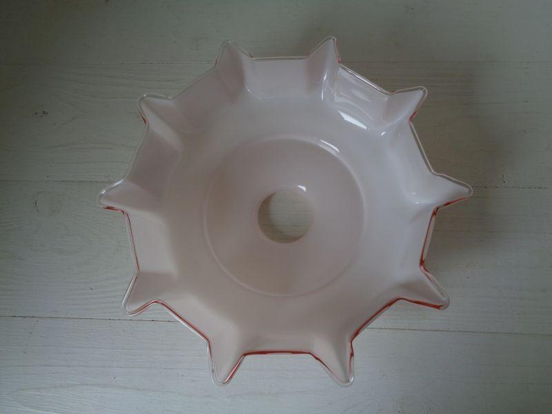 画像5: ピンクガラスランプシェード