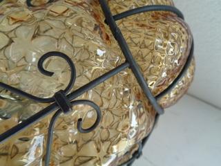 画像2: ヴェネチアンガラスランプ