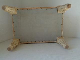 画像5: ルイ16世スタイルフットレスト