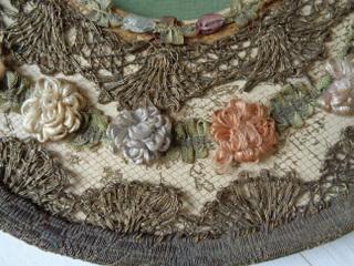 画像5: ロココリボンお花フォトスタンド