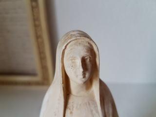 画像2: 石膏マリア像