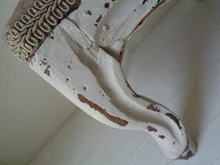 画像5: ロココスタイルフットレスト