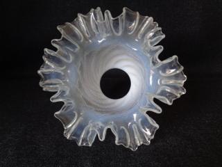 画像3: オパールセントガラスランプシェード