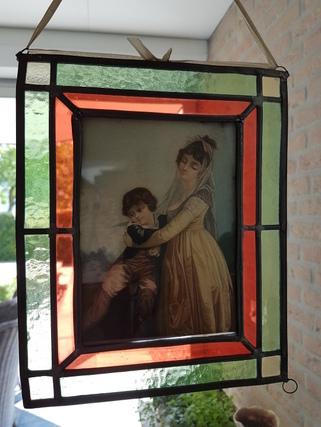 画像3: ステンドガラスフォトフレーム