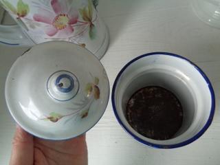 画像3: ホーロー手描きコーヒーポット