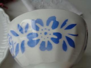 画像4: 花柄カフェオレボウル