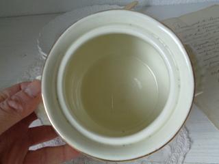 画像4: マーストリクト窯パンジー柄シュガージャー