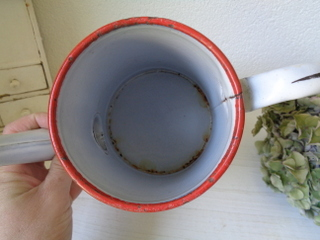 画像3: ホーロー花柄コーヒーポット