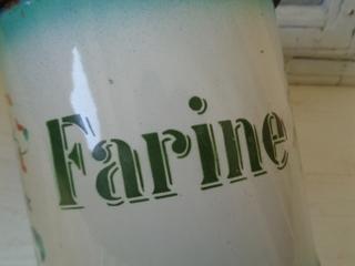 画像5: Japyビオラとすずらん柄FARINE缶