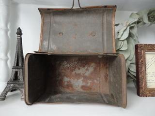 画像5: トランク型チコリーブリキ缶