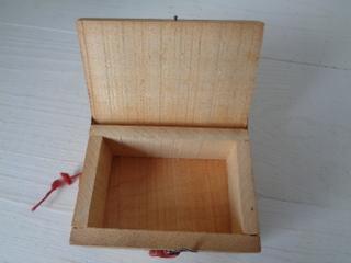 画像5: シーリングワックス付ウッドボックス