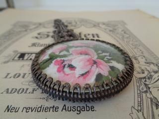 画像4: 刺繍入り小さなミラー