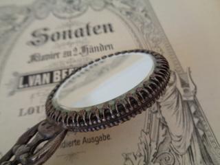 画像5: 刺繍入り小さなミラー