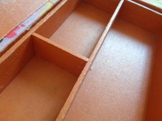 画像5: カルトナージュソーイングボックス