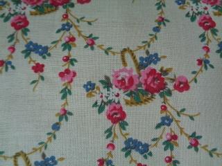 画像3: 花かご柄カルトナージュボックス