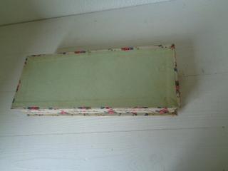 画像5: 花かご柄カルトナージュボックス