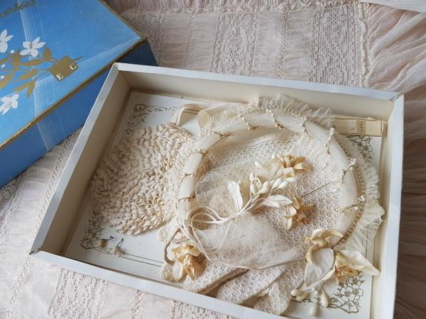 画像1: ボックス付マリエティアラセット