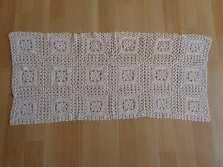 画像2: 手編みマット