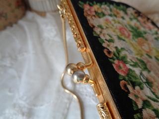 画像3: プチポワン花柄バッグ