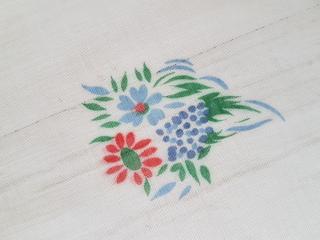 画像3: フレンチ花柄カーテン