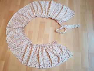 画像2: フレンチ花柄カーテン