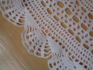 画像3: 手編みレーステーブルクロス