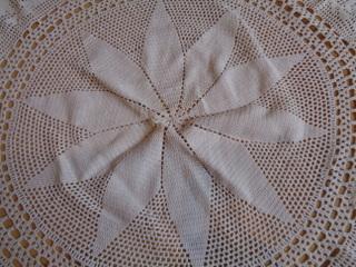 画像5: 手編みレーステーブルクロス