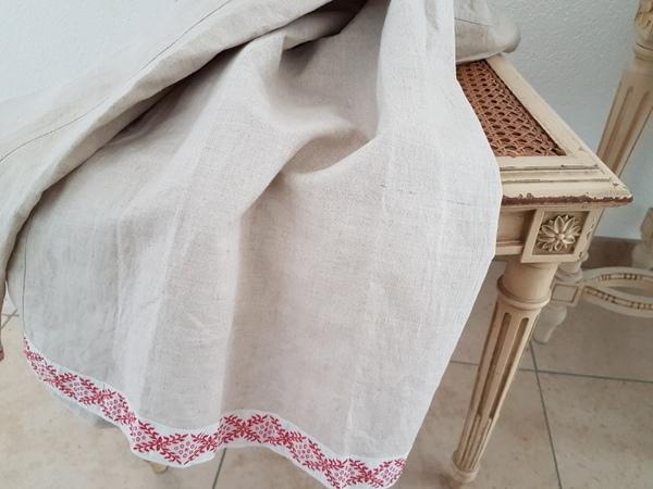 画像1: リネンスカート
