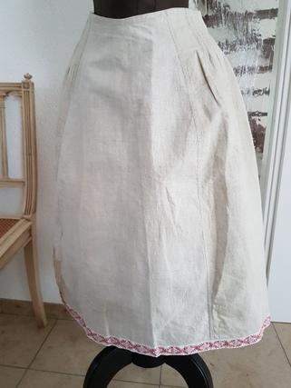 画像5: リネンスカート