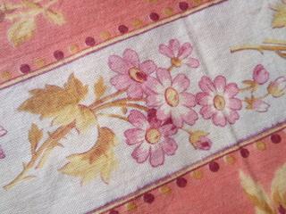 画像3: フレンチ花柄ファブリック
