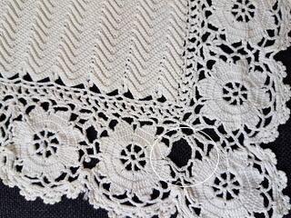 画像2: クロッシェ編み付け襟